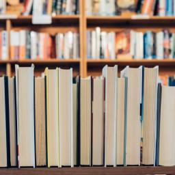 6 books that I  love